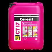 Грунтовка Ceresit CT 17  глубокого проникновения 10 л. Зима