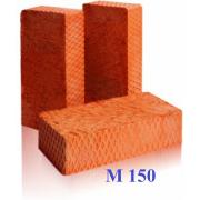 Кирпич красный полнотелый рядовой М150