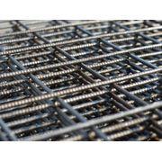 Сетка кладочная металлическая D/4мм 3м*1м Ячейка 10см x10см