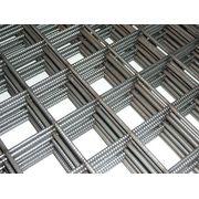 Сетка кладочная металлическая ячейка 100x100мм, 1x2м,  d=4мм