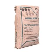 Цемент Ачинский М-400 со шлаком в мешках по 50 кг