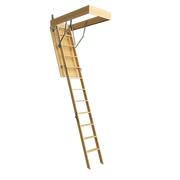 Чердачная лестница Docke DACHA 60х120х280 мм