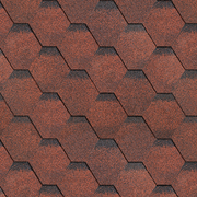 Гибкая Черепица ТЕХНОНИКОЛЬ Shinglas Финская Соната коричневый (упак. 3м2)