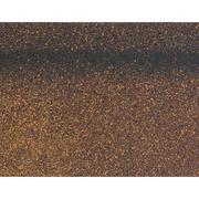 Коньково-карнизная черепица Shinglas Джайв коричневый