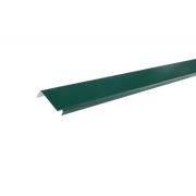 Планка примыкания полиэстер Зеленая