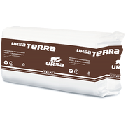 Утеплитель URSA Terra 37 PN 1250х610х50мм упак. 20 плит 15,25 м² = 0,7625 м³