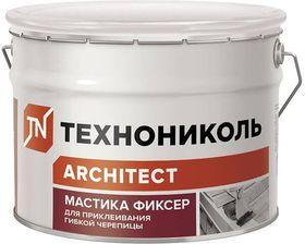 Мастика для гибкой черепицы ТЕХНОНИКОЛЬ №23 Фиксер картридж 310 мл
