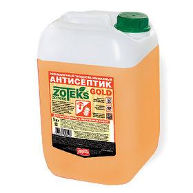 Антисептик ЗОТЕКС Gold Для защиты древесины в условиях активного увлажнения и биоразрушения,5кг