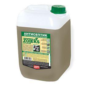 Антисептик  ЗОТЕКС  Для усиленной защиты древесины в условиях активного увлажнения и биоразрушения,5кг